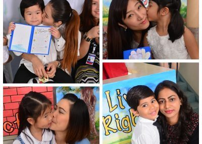 Preschool Mother's Day Program On August 10, 2017