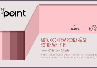 arta contemporana point