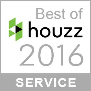 Best of Houzz Customer Service 2016 award