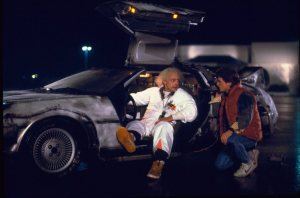 """Back to the Future"" (1985)"