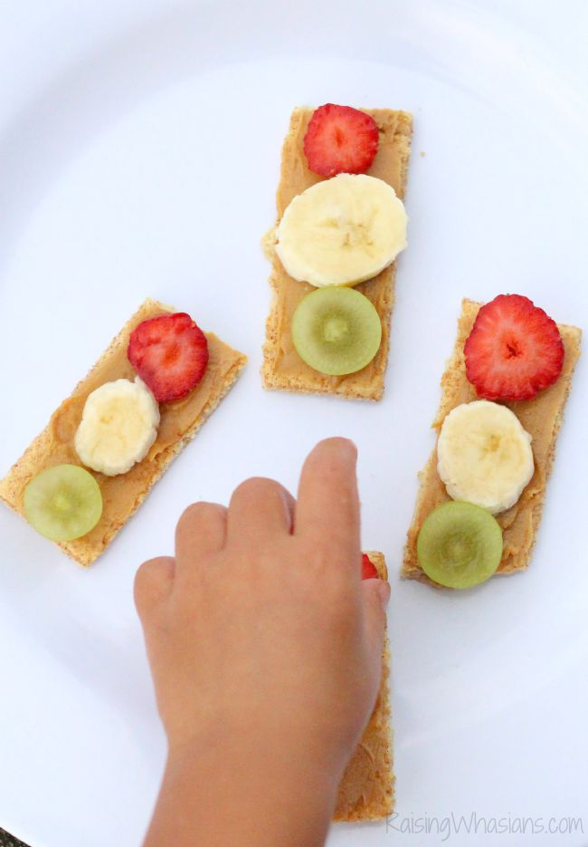 snack for preschool traffic light snack for toddlers 256