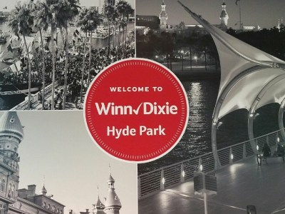 Free Winn dixie event at hyde park