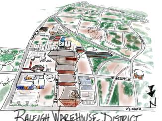 Raleigh Warehouse District