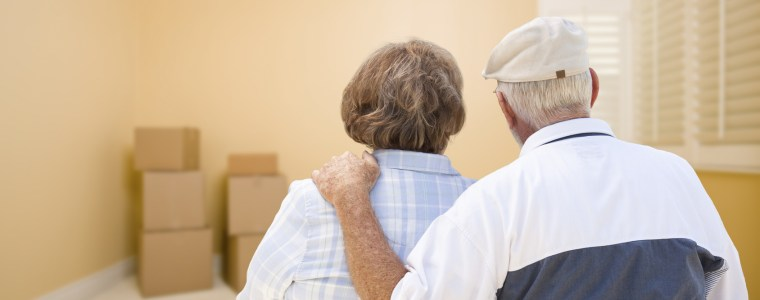 Advice for seniors moving to a smaller home or retirement community
