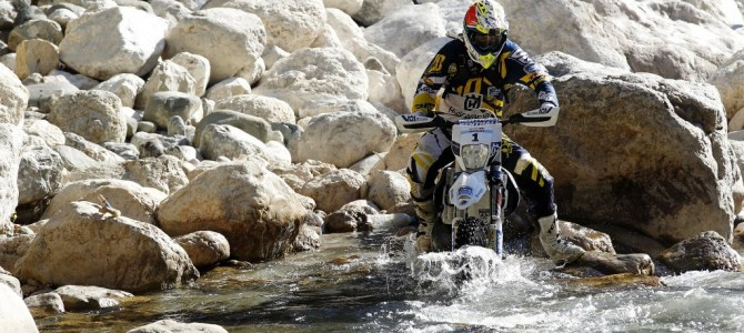 Graham Jarvis Wins Red Bull Sea to Sky