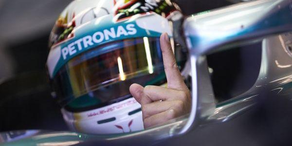 Lewis Hamilton out to end Nico Rosberg's Formula 1 run