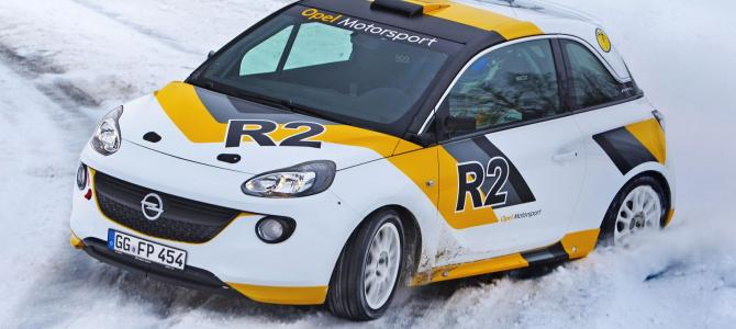Opel Announce Three Drivers For ERC Junior Campaign