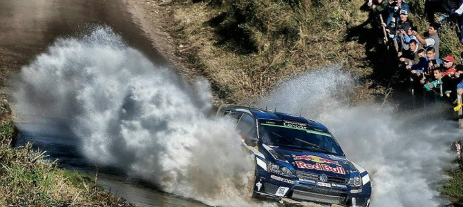 SS14: Latvala crashes out of Argentina lead