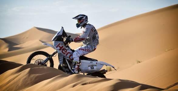 2016 Merzouga Rally: Hero MotoSports Team Rally's Joaquim Rodrigues eighth after Prologue