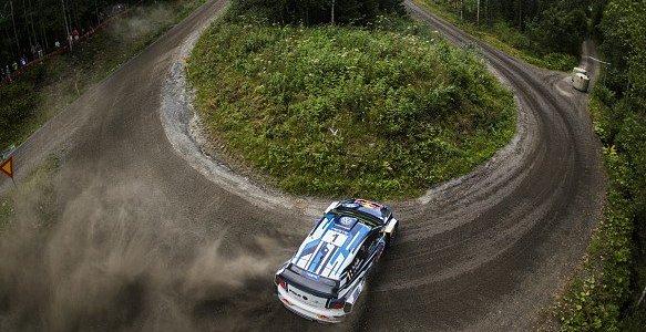 WRC: Teams want China as a candidate rally in 2017