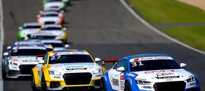 Audi TT Cup Proves Why Spec Racing Is the Best Racing