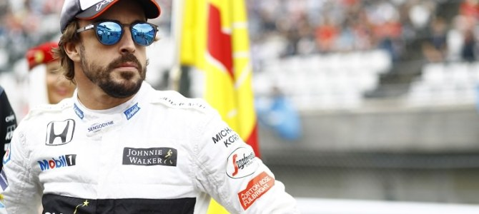 """Fernando Alonso: """"COTA is a big challenge for every car"""""""