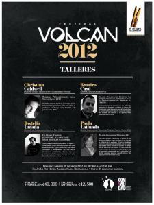 Afiche Pellizco 2012