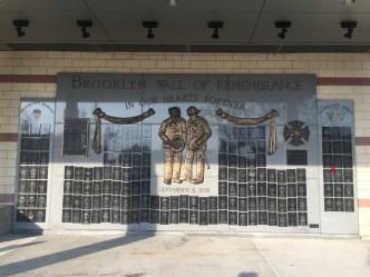 Brooklyn Wall of Rememberance