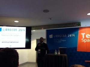 En libreCon 300x225 Balance de #LibreCon 2014: encuentro referente internacional del Software Libre