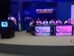 clausura Encuentro 300x225 48 horas en Nicaragua y 70 viajando por cortesía de Iberia