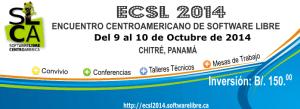 ecsl2014 300x109 VI Encuentro Centroamericano de Software Libre