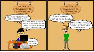 software pirata 300x168 Software pirata en administraciones públicas, una completa irresponsabilidad