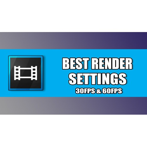 Medium Crop Of Best Sony Vegas Render Settings