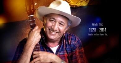 Homenaje a Simón Díaz