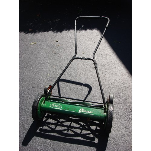 Medium Crop Of Scotts Reel Mower