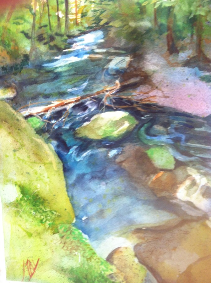 Rande-May-Watercolor-Mainestream