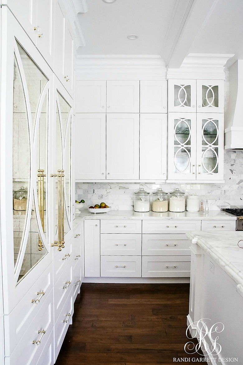 Stylized Handles At House After Kitchen Reveal And Crystal Knobs Y Werejust Right Way To Finish Off Our I Love That Y Have Aslight To Light Kitchen Before houzz-03 House Of Antique Hardware