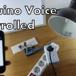 Control your Arduino with Voice Commands [Android App]