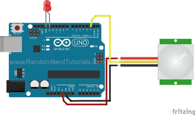 arduino with pir motion sensor random nerd tutorials how to read a wiring diagram symbols how to read a wiring diagram for dummies