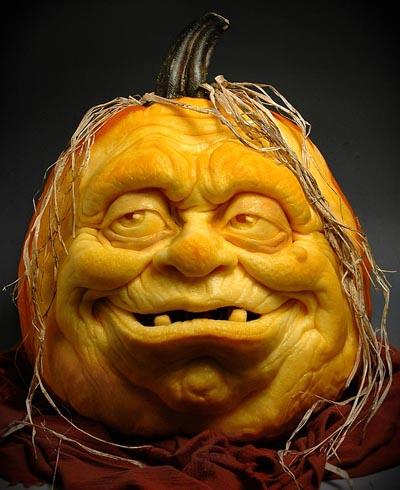 Halloween Pumpkin Carving Stencils - HubPages