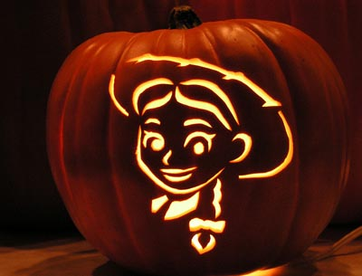 Any Designers who Create Jack-o-Lantern Stencils? | The DIS Disney ...