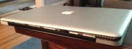 macbook pro broken hinge
