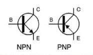 Transistor NPN dan PNP