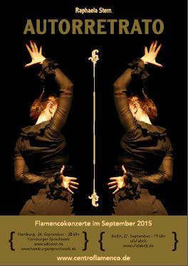 2015 Autorretrato Flamenco Auftritt