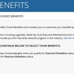 Delta Choice Benefits