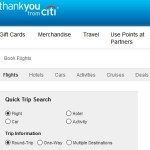 Citi ThankYou Travel
