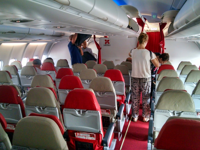 A Guide To Airasia X Seat Options Can You Take It Long