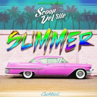 Watercolor Werewolf - 'Summer Cocktail' EP, Mixed by Scoop DeVille [AUDIO]