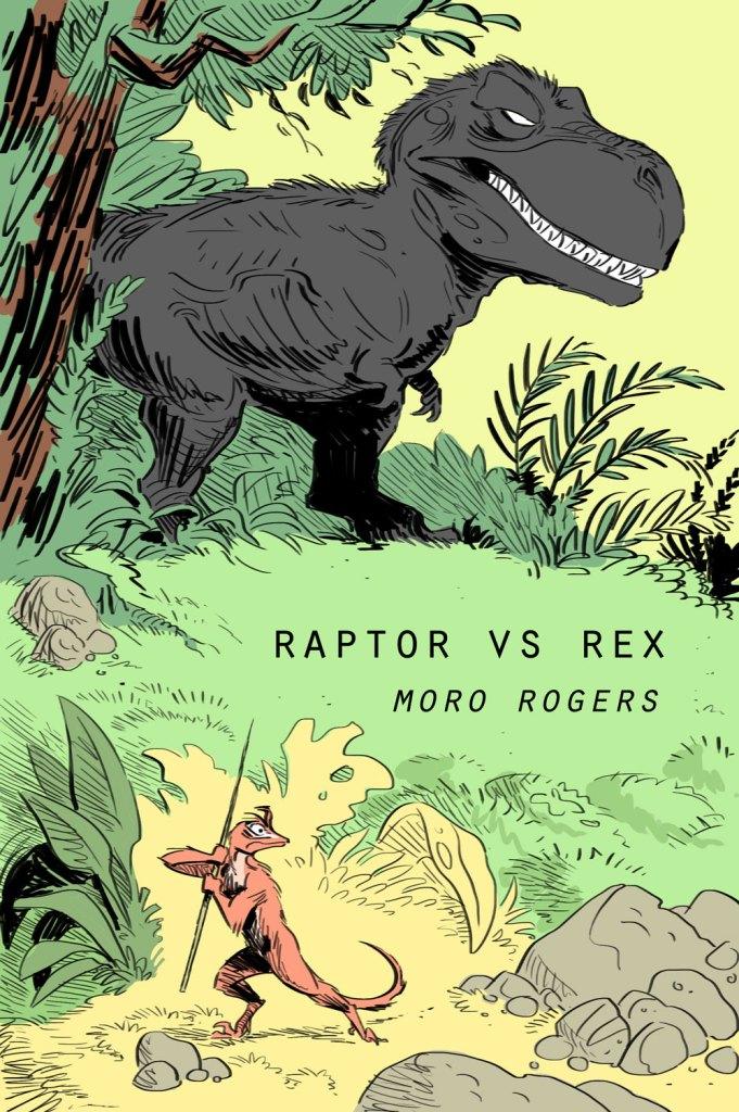 Buy RAPTOR VS REX on Comixology!!