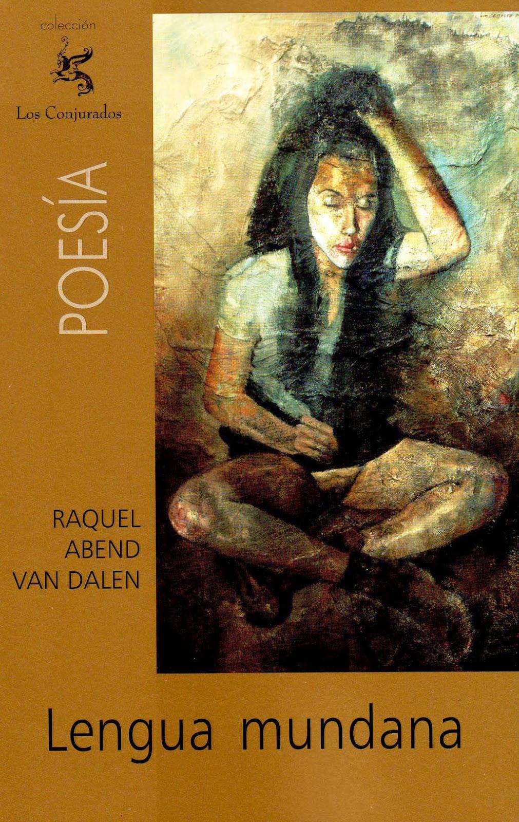 Lengua mundana - Raquel Abend Van Dalen