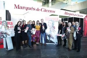 Presentación del nuevo número de la revista Surrealista Moda Flamenca