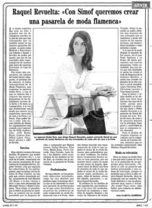 SIMOF 1997. Lee la entrevista completa publicada en ABC aquí