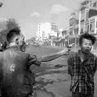 Saigon execution: Murder of a Vietcong by Saigon Police Chief, 1968