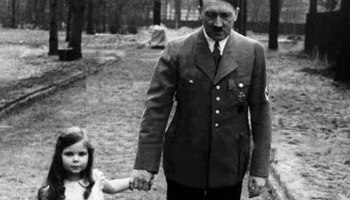 essay on hitlers daughter Adolf hitler spent his final 100 days, leading up to his suicide on april 30, 1945, holed up in his underground bunker.
