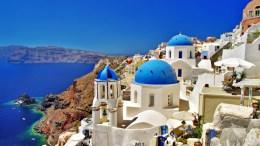Island Profile: Greek Islands: Santorini!