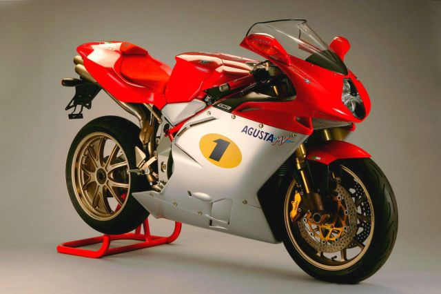 2005 MV Agusta F4 AGO for sale