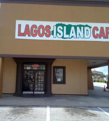 lagos island cafe