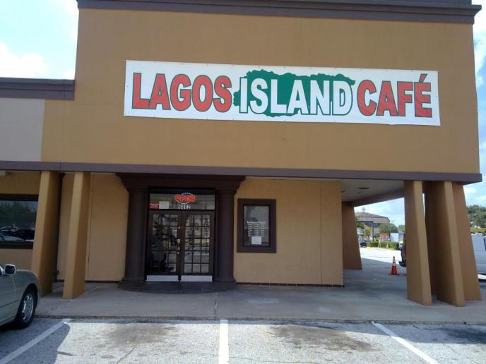 Lagos Island Restaurant Houston