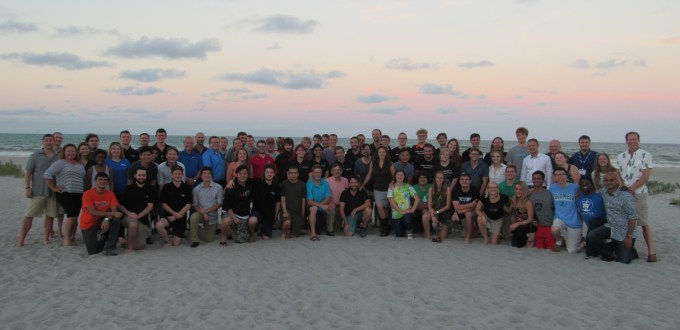 2016 Group Photo Beach