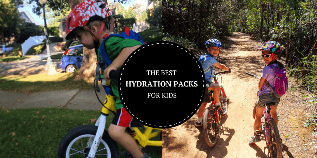 The Best Kids Hydration Packs